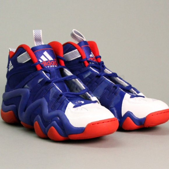 bdc86b5f11b9 adidas Other - 2 FOR  49 Adidas Crazy 8 Red White and Blue Royal